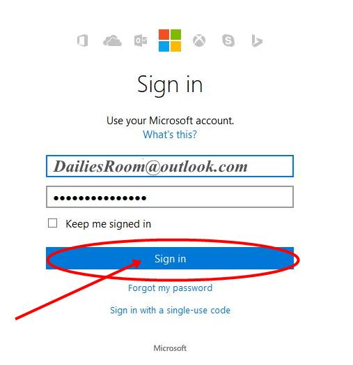 Outlook.com Sign Up - Outlook Sign In / www.outlook.com login