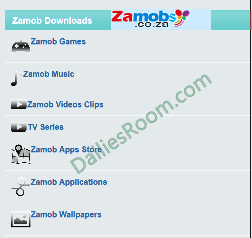 Zamob Download Music Videos | Zamob Mp3 Music Games TV Series Apps Store