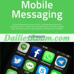 Top 3 popular messaging apps people use | most downloaded apps
