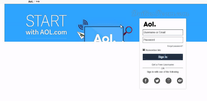 How To sign up AOL mail    sign in AOL mail   www.aolmail.com