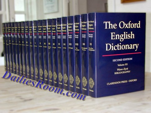 Download Oxford English Dictionary for android