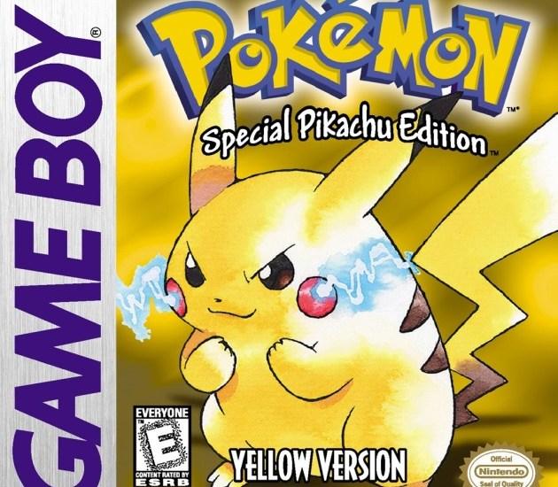 Pokemon Yellow Remake : 10 Minutes of Pokémon Yellow running on 3DS