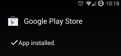 Download Google play store Manually on Android