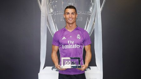 Cristiano Ronaldo Wins Goal 50 Award As Messi Snubbed in First 3 [SEE TOP 10]