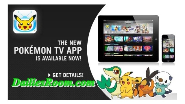 How to Download Pokémon TV mobile app free on Android