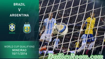 Brazil vs Argentina - It's Much more than Neymar vs messi