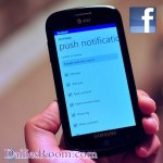 How to turn on Facebook Push Notifications on Android through Google Chrome