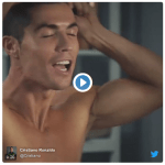 Happy New Year Song From Cristiano Ronaldo