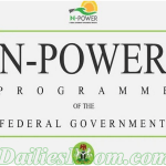 Federal Government N-POWER Job Starts Paying N30,000 Stipends on Friday Dec 30, 2016