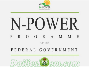 nPower Recruitment 2017/2018 Registration Form | Login www.npower.gov.ng Nigeria Application