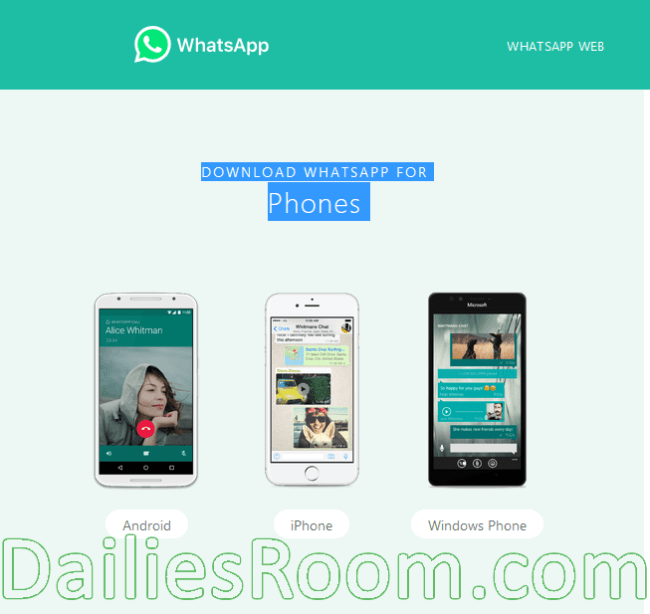Free Whatsapp Download for Samsung | Samsung Whatsapp Messenger Download