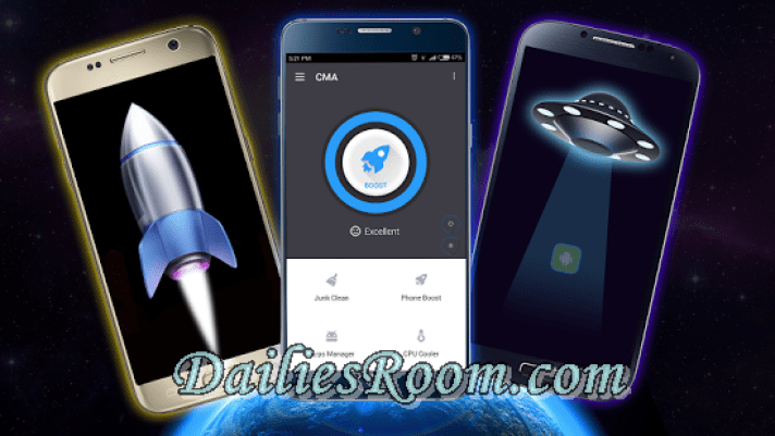 Download and install Clean My android app free on your device - Boost your Apps