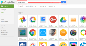 Download and install Google photos App free for Android | Find your photos Faster