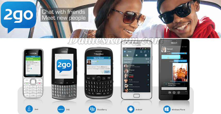 Download 2go Chat Latest Version | wap.2go.im Download
