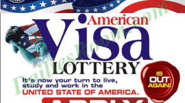 Apply for 2018/2019 Visa Lottery (American, Australian, & Canadian Visa Lotteries)