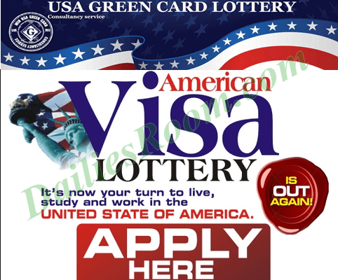 2017/2018 Visa Lottery Form | USA Visa Lottery Application Form - Apply for Visa Lottery online