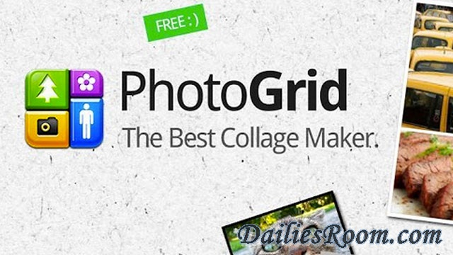 How to Install Photo Grid App free For Android | Photo Collage Maker