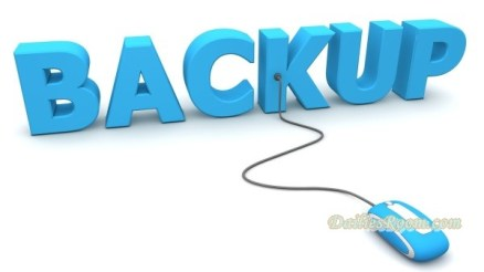 Steps to Backup Android contacts to your Gmail Account - Backup to Google