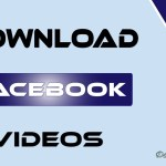 How to download Facebook Videos free for Android | Easy Facebook Video download