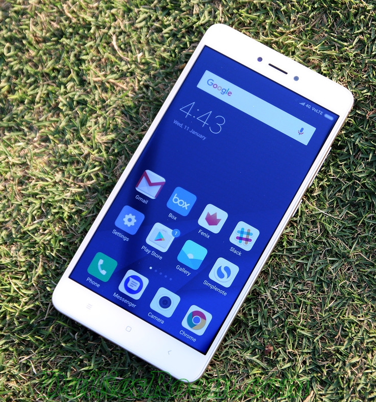 Xiaomi Redmi Note 4 Price & Space in India Market
