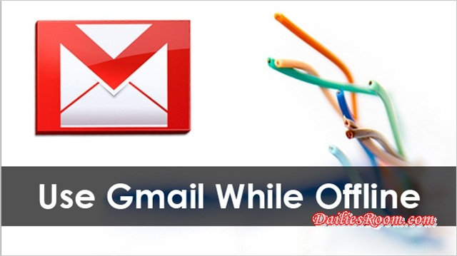 How to Access Gmail Emails Without Internet connection | Read Gmail messages Offline on PC