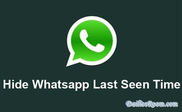 Easy Way to Hide Whatsapp Last Seen time for Android | What online And last seen really Mean?