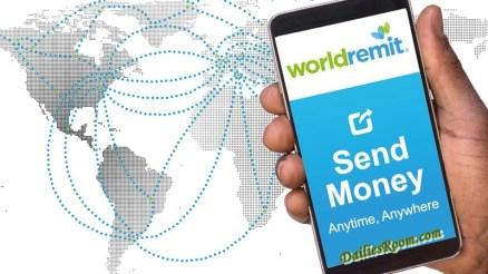 Sign Up for WorldRemit   WorldRemit Account free Registration   WorldRemit App free Download