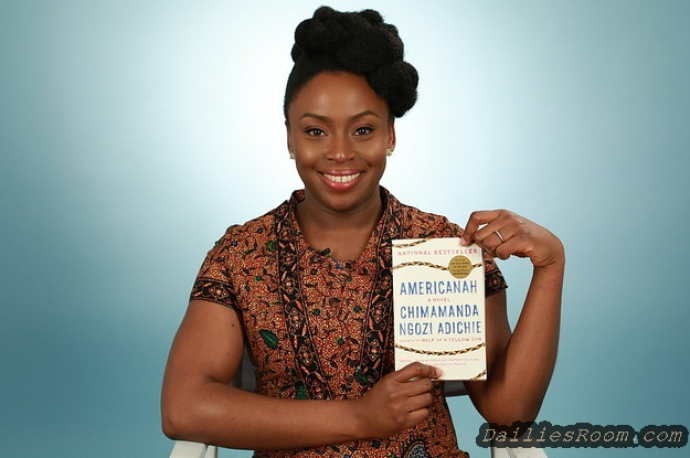 Chimamanda's Americanah wins One Book, One New York Contest