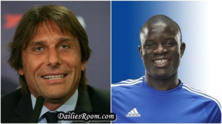 The London Football Awards 2017 - Antonio Conte, N'Golo Kante named Manager and Player of the Year