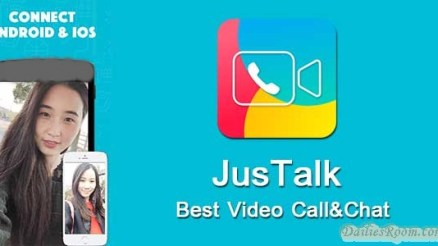 Download and Install Justalk free video Call App for Android Device