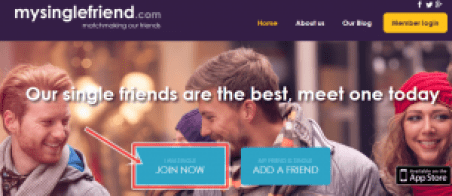 Sign up for mysinglefriend online dating site | mysinglefriend Account free registration | mysinglefriend.com