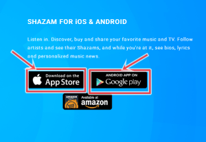 Download And Install Free Shazam App for android; Discover Music with Shazam | www.shazam.com