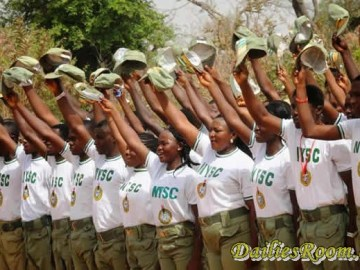 NYSC Mobilization Batch B Stream 1 2017 TimeTable