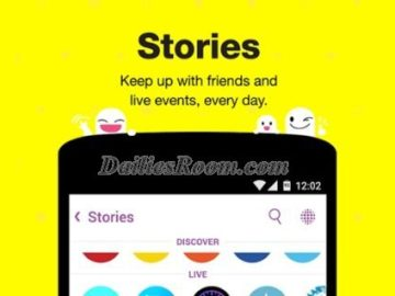 How to search/view Snapchat stories | Snapchat search features