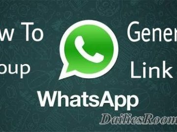 Guide on how to Generate Whatsapp group invite Link | easily Add friends via Link