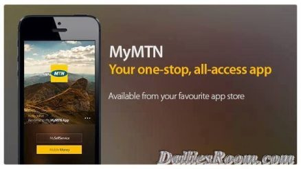 www.mtnonline.com; Download myMTN App Free - Access MTN Services