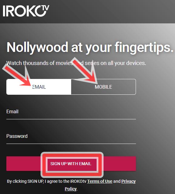 Irokotv Movies