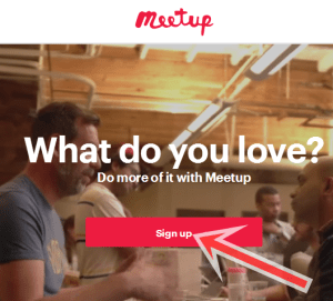 Sign Up for Meetup Account Free | Meetup Account Free Registration