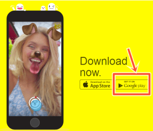 www.snapchat.com; Download Snapchat App free for Android Device