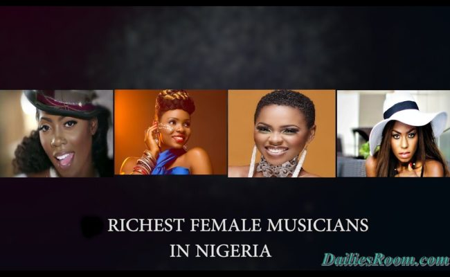 Top 5 Richest Nigeria Female Musicians 2017 | Profile and Networth