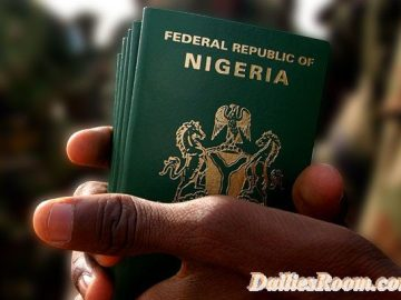 www.portal.immigration.gov.ng | International Passport online Application