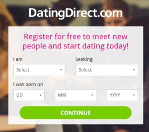 Uk Free Online Dating Site   datingdirect.com Registration/signup