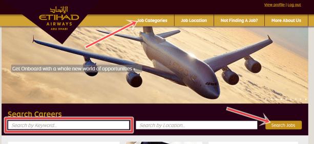 Apply Now for Etihad Airways Job Opportunities - www.career.etihad.com