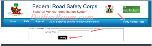 Two Easy Methods to Verify FRSC Plate Number - www.nvisng.org