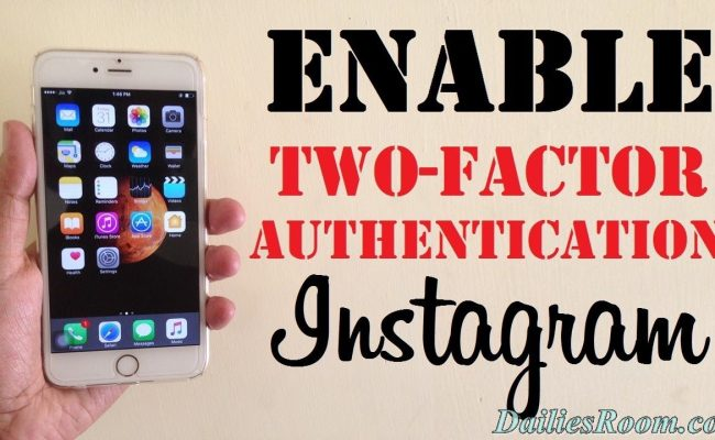 {Android Device} How to Enable Instagram Two-Factor Authentication
