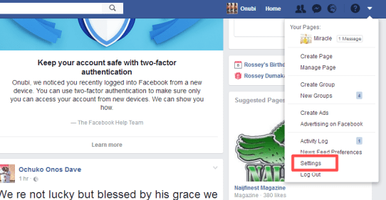 How to Keep Facebook Account Safe with Two-Factor Authentication