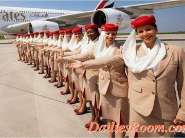 Apply For Emirates Airline Job Opportunities - www.emirates.com