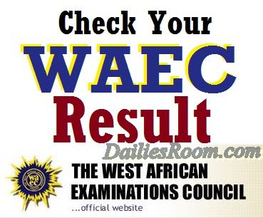 Steps to Check 2017 May-June WAEC Result Via SMS and Online