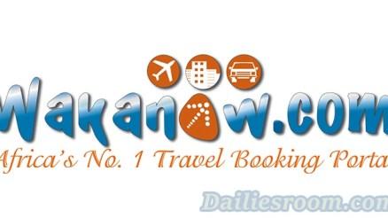 WAKANOW Account free Registration   WAKANOW online travel Agency
