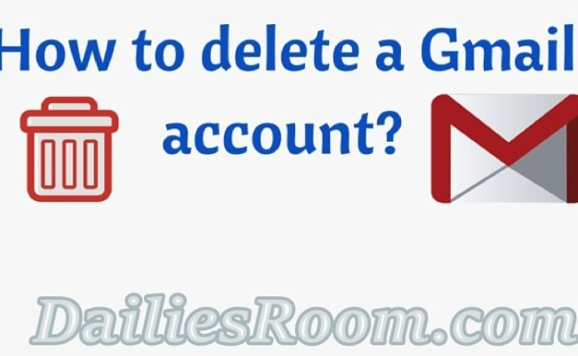 How to Permanently Delete Gmail Account   Gmail Deleting Procedures